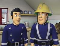 Sam le pompier : La fusée de détresse
