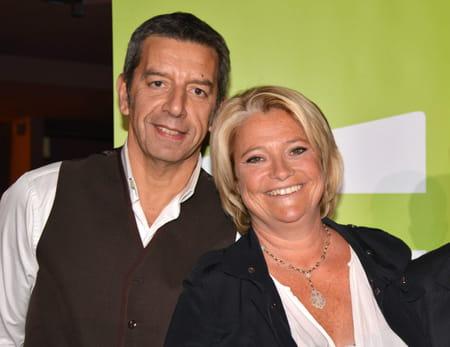 Michel Cymes et Marina Carrère d'Encausse