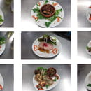 Plat : L'Escapade Gourmande  - Une cuisine variée des terroirs d'ici et d'ailleurs -   © Facook64