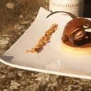 Restaurant Le Pelican  - Tarte au chocolat au lait -   © Olivier GUENOUN