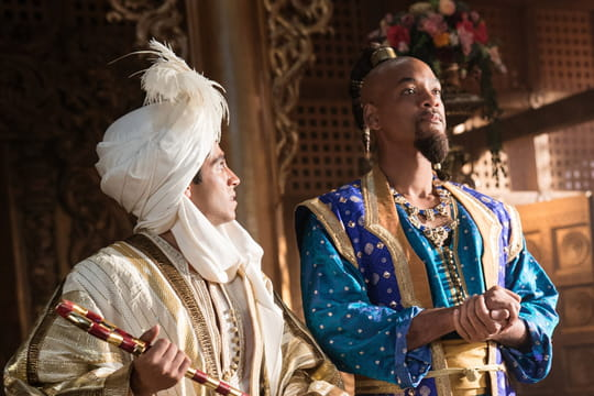 """Aladdin: Will Smith présente le """"Prince Ali"""" dans un extrait en chanson"""
