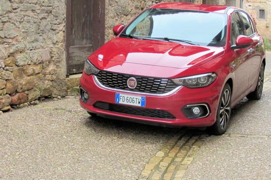 Fiat Tipo : la berline à prix canon à l'essai [photos, prix, infos]