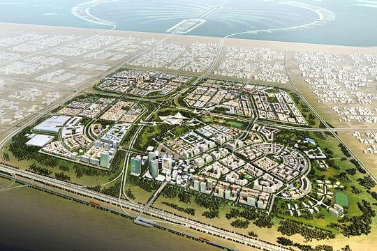 Badrah, encore un nouveau quartier à Dubai