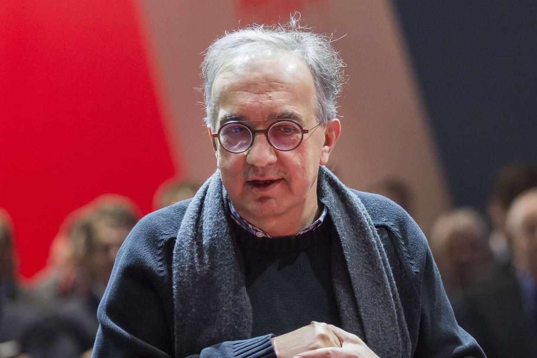 L'emblématique patron de Fiat Sergio Marchionne est mort