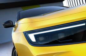 Les photos de la nouvelle Opel Astra