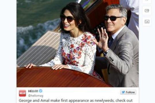 Qui est Amal Alamuddin, lafemme très engagée deGeorge Clooney?