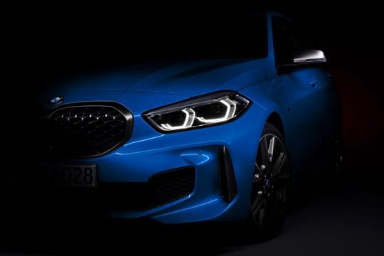 BMW Série 1: la nouvelle Serie 1en approche [photos, infos]