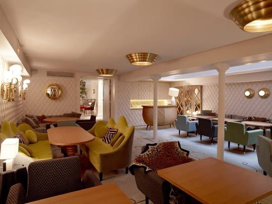 Restaurant Jean François Piège   © Stéphane de Bourgies