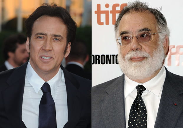 Nicolas Cage est le neveu de FrancisFordCoppola