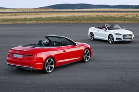 Audi A5Cabriolet: elle arrive, les premières photos officielles
