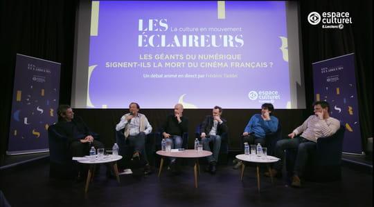 Les géants du numérique signent-ils la mort du cinéma français?