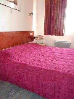 Hotel Restaurant La Plage  - Les chambres -