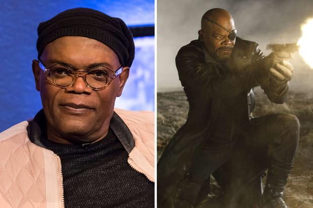 Samuel L. Jackson - Nick Fury