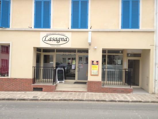 Restaurant Lasagna