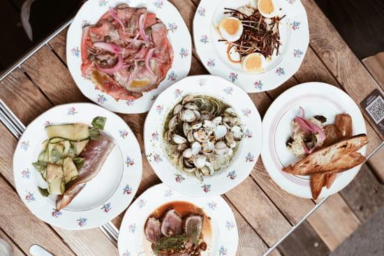 Plat : Maison Maison  - Maison Maison restaurant bistronomique tapas Châtelet -   © Maison Maison