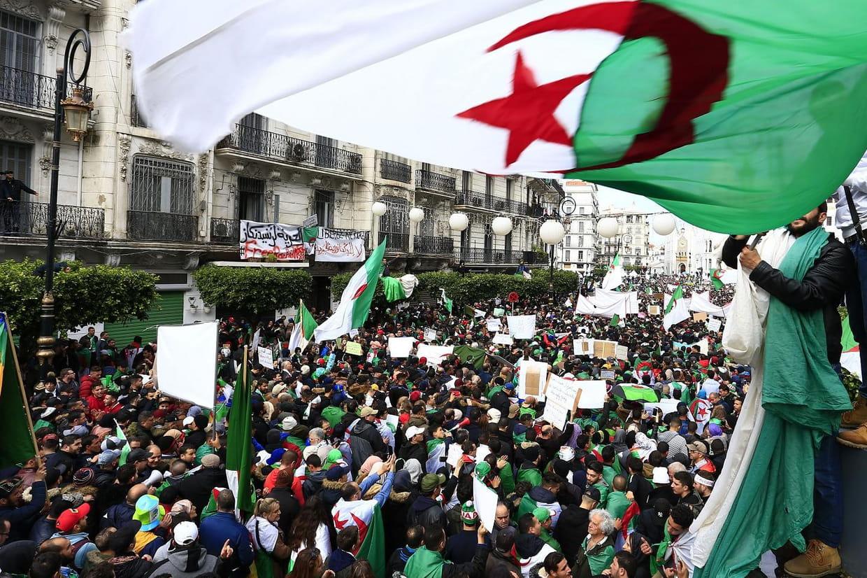 """Résultat de recherche d'images pour """"algerie, manifestations, 23 mars 2019"""""""