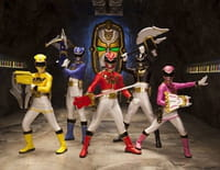 Power Rangers Megaforce : L'invasion