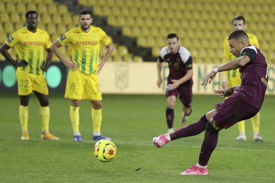 Nantes - PSG: Mbappé porte le PSG, le résumé du match