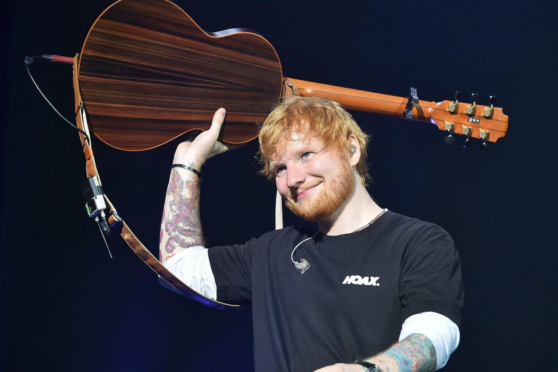 Ed Sheeran papa: qui est Cherry Seaborn, sa femme et la mère de son bébé?