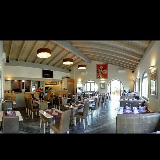 Restaurant : Le Gard 1895  - Salle jusqu'à 60 personnes  -