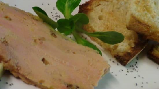 La Petite Auberge  - foie gras maison -