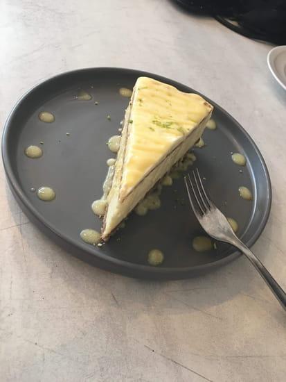 Dessert : L'Entrechoc   © Cheese cake