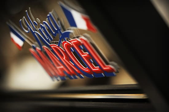 King Marcel Marseille  - King Marcel Marseille - Burger -