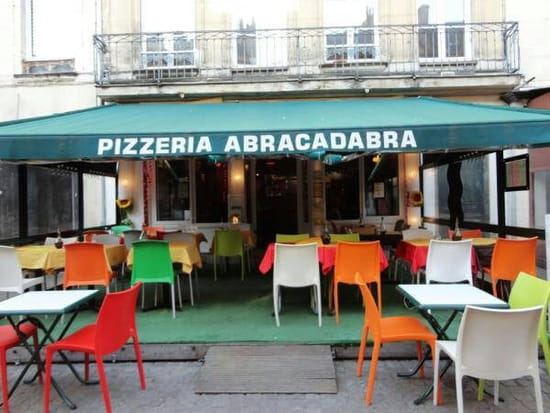 Restaurant : Abracadabra  - La terrasse -