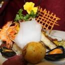 Le Bicorne  - choucroute de la mer -   © le bicorne