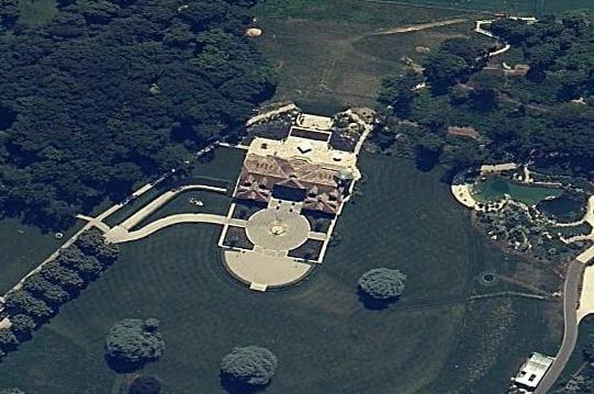La maison de micha l schumacher - Michael youn maison piscine ...