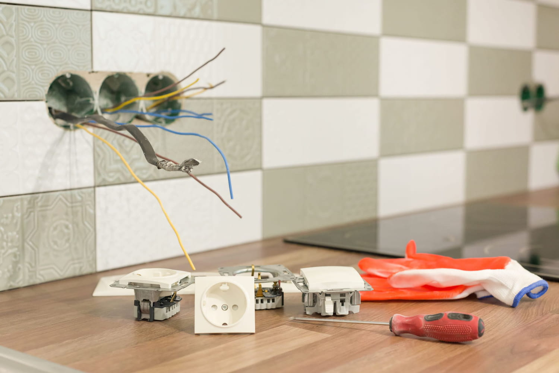 Réaliser un circuit électrique encastré