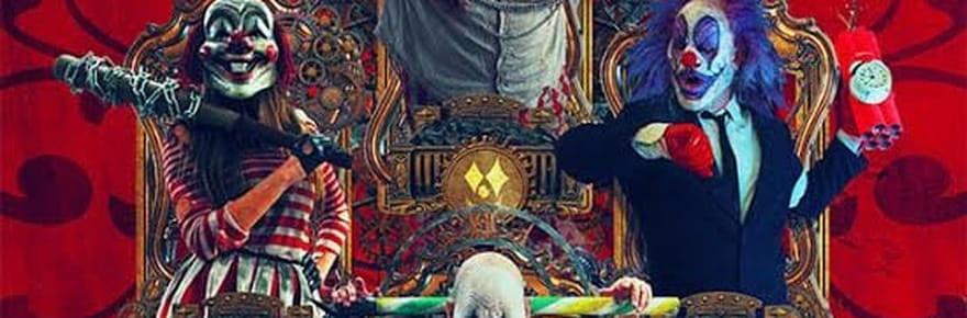 Manoir de Paris: un show inédit avec des clowns pour son 6e anniversaire