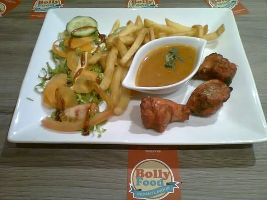 Bolly  Food  - Nos assiettes Midi Express -   © BF&G