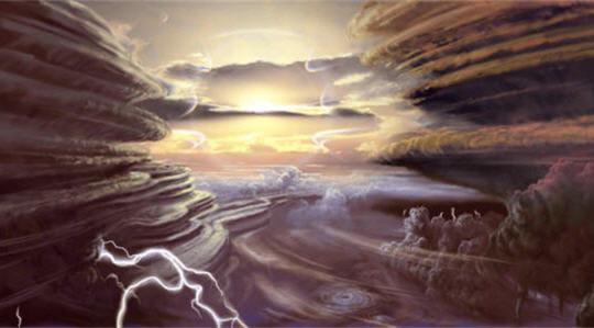Atmosphère de Jupiter