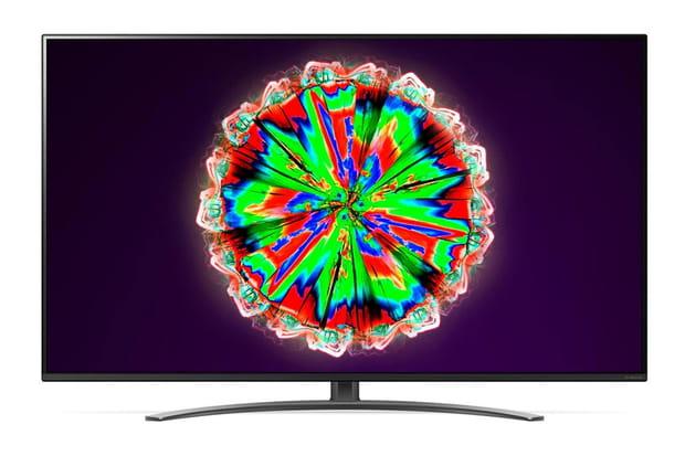 Le QLED selon LG: LG NanoCell NANO8162021