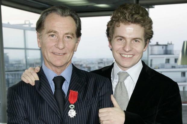 William leymergie et son fils gery - William leymergie gery leymergie ...