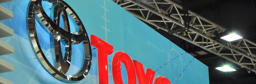 Rappel Toyota: 81000voitures rappelées, la vôtre est-elle touchée?