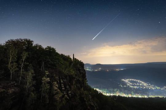 Etoiles filantes 2020: à quelle date aura lieu la prochaine pluie d'étoiles?