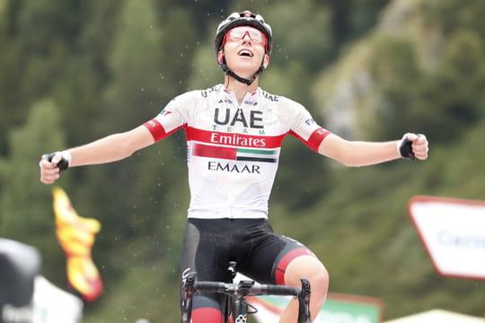 Vuelta: Doublé pour Pogacar, Roglic assomme la concurrence