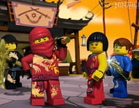 Ninjago : La morsure du serpent