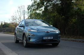 Essai Hyundai Kona Electric: à petit SUV, grande autonomie