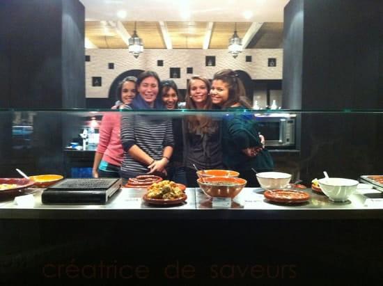 La Casba Marocaine  - équipe et amies -   © la casba marocaine