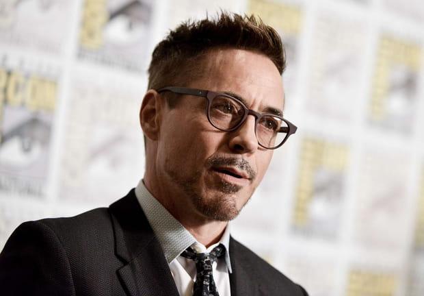 Robert Downey Jr. a grandi dans l'enfer de la drogue