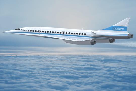 Japan Airlines mise sur l'avion supersonique Boom, le Concorde du futur