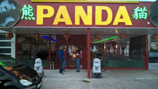 Restaurant : Panda   © non
