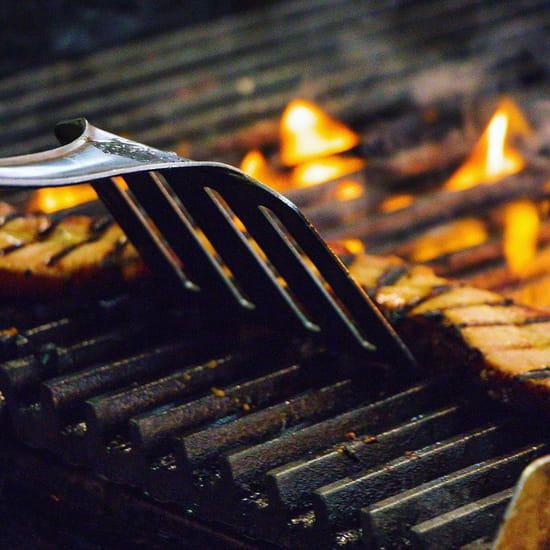 Plat : Melt Batignolles  - Barbecue Melt Batignolles -   © Melt Batignolles