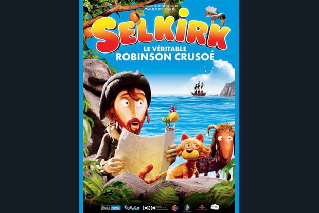 Selkirk, le véritable Robinson Crusoé - Photo 1