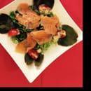 Entrée : Le Mel'Laure  - Salade de saumon maison ! -