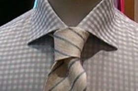Comment faire un noeud de cravate demi-windsor