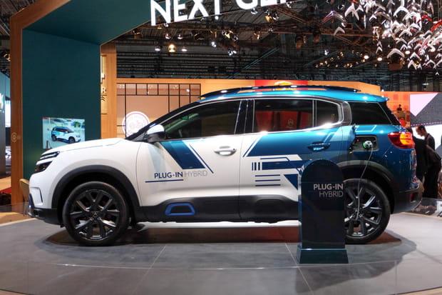 Le concept hybride sera produit en série